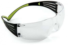 Secure-fit Eye Protection