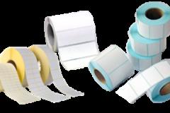 Blank Label/ Sticker (Roll Form)